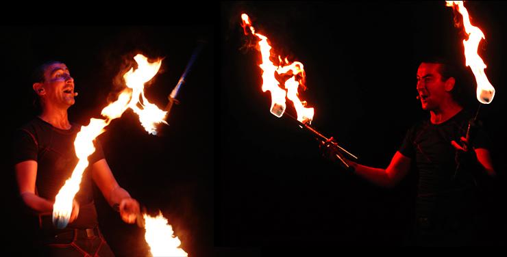 Lemmi Feuershow und Entertainment vom Feinsten